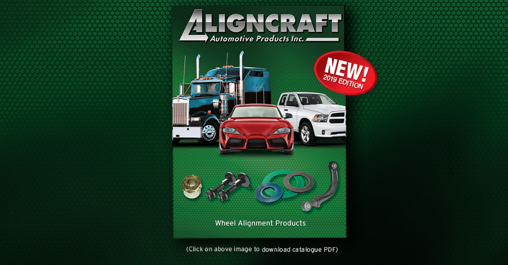 Aligncraft Catalogue