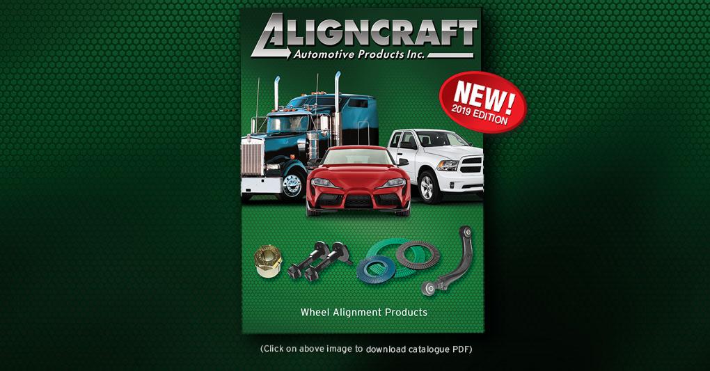 Aligncraft Catalogue